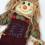 Picture of Garden Scarecrow